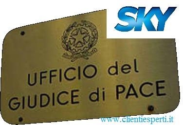 Telkom, per Sky, minaccia azioni dal giudice di pace