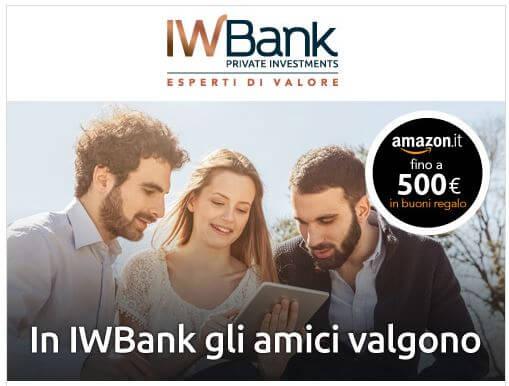 iwbank invita un amico