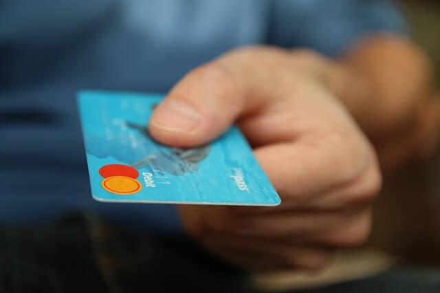 usa la carta di credito