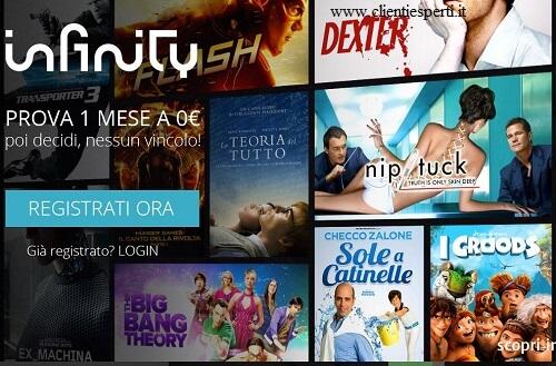 infinity TV